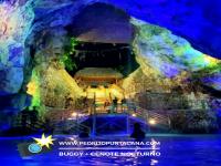 Buggy con cenote nocturno