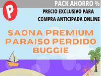 PACK Saona Premium / Buggie / Paraiso Perdido