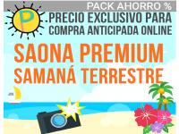 PACK Saona Premium / Samaná Terrestre
