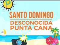 PACK Santo Domingo /Desconocida Punta Cana