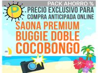 PACK Saona Premium / Buggie / CoCoBongo