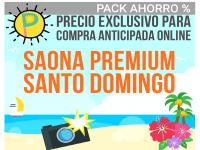PACK Saona Premium / Santo Domingo